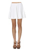 Flared A-Line Skater Skirt | 30% Off First Order | Ivory