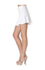 Zipper Front Fit & Flare Mini Skirt - BodiLove | 30% Off First Order  - 5