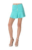 Zipper Front Fit & Flare Mini Skirt - BodiLove | 30% Off First Order  - 7