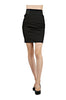 High Waisted Bodycon Pencil Skirt - BodiLove | 30% Off First Order  - 1