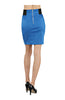 High Waisted Bodycon Pencil Skirt - BodiLove | 30% Off First Order  - 2