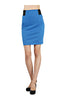 High Waisted Bodycon Pencil Skirt - BodiLove | 30% Off First Order  - 8