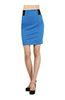 High Waisted Bodycon Pencil Skirt - BodiLove | 30% Off First Order  - 7