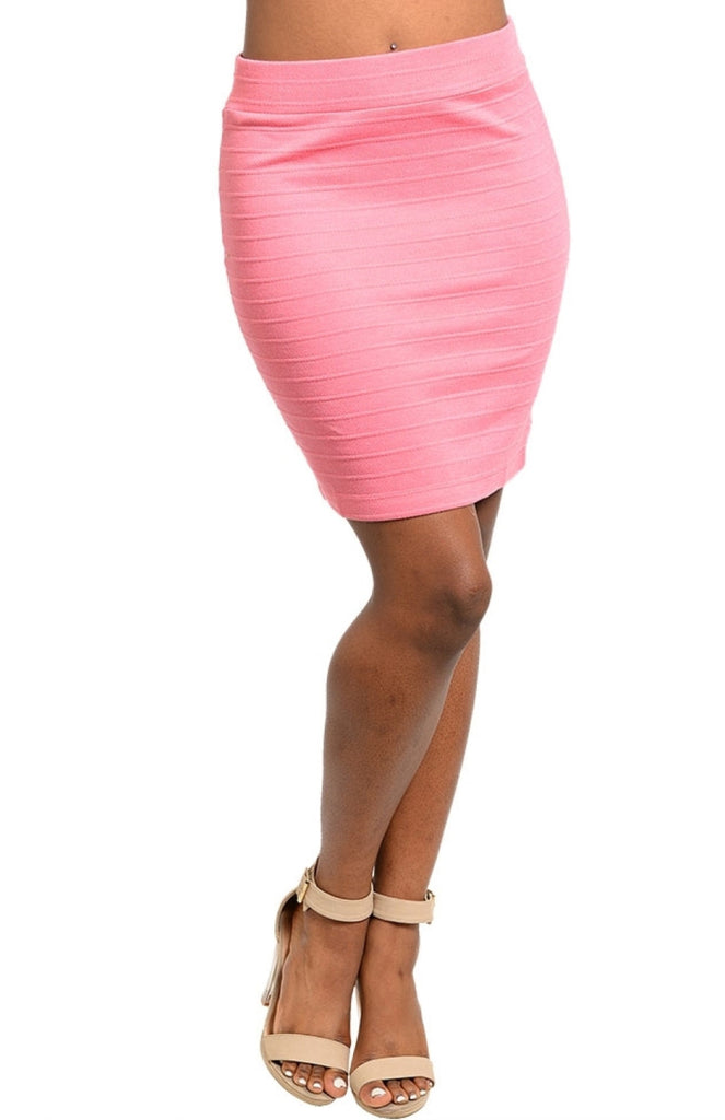 Bodycon Bandage Skirt - BodiLove | 30% Off First Order  - 7