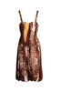 Antique Prints Easy-Fit Midi/Mini Summer Holiday Resort Beach Dress - BodiLove | 30% Off First Order  - 11