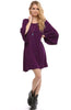 3/4 Bell Sleeve Oversize Tunic Dress - BodiLove | 30% Off First Order  - 29