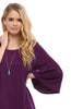 3/4 Bell Sleeve Oversize Tunic Dress - BodiLove | 30% Off First Order  - 32
