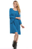 3/4 Bell Sleeve Oversize Tunic Dress - BodiLove | 30% Off First Order  - 41