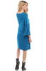 3/4 Bell Sleeve Oversize Tunic Dress - BodiLove | 30% Off First Order  - 42