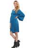 3/4 Bell Sleeve Oversize Tunic Dress - BodiLove | 30% Off First Order  - 43