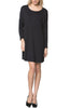 Oversized Long Sleeve Tunic Dress - BodiLove | 30% Off First Order - 1