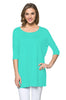 Oversized Half Sleeve Tunic Dress | 30% Off First Order | Mint