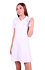 Trendy Short Sleeve Collared Polo Dress - BodiLove | 30% Off First Order - 13