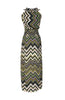 Exotic Chevron Prints Maxi Beach Dress - BodiLove | 30% Off First Order  - 6