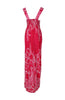 Exotic Paisley Knotted Maxi Beach Dress - BodiLove | 30% Off First Order  - 11