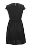 Elastic Waist Scoop Neck Dress - BodiLove | 30% Off First Order  - 2