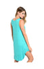 Sleeveless Layered A-Line Jersey Knit Tunic - BodiLove | 30% Off First Order  - 10