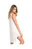 Sleeveless Layered A-Line Jersey Knit Tunic - BodiLove | 30% Off First Order  - 12