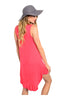 Sleeveless Layered A-Line Jersey Knit Tunic - BodiLove | 30% Off First Order  - 13