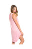 Sleeveless Layered A-Line Jersey Knit Tunic - BodiLove | 30% Off First Order  - 14