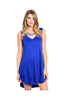 Sleeveless Layered A-Line Jersey Knit Tunic - BodiLove | 30% Off First Order  - 7