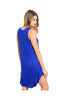 Sleeveless Layered A-Line Jersey Knit Tunic - BodiLove | 30% Off First Order  - 15