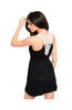 Empire Waist Summer Dress W/ Crochet Back - BodiLove | 30% Off First Order  - 2