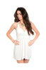 Empire Waist Summer Dress W/ Crochet Back - BodiLove | 30% Off First Order  - 3
