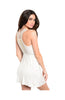 Empire Waist Summer Dress W/ Crochet Back - BodiLove | 30% Off First Order  - 4