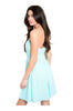 Strapless Chiffon Fit & Flare Cocktail Dress - BodiLove | 30% Off First Order  - 2