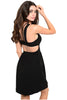 Sleeveless Fit & Flare Cocktail Dress W/ Open Back - BodiLove | 30% Off First Order - 2