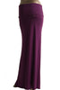 Solid Color Floor Length Maxi Skirt - BodiLove | 30% Off First Order  - 5