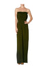 Strapless Maxi Dress With Smocked Waistline - BodiLove | 30% Off First Order  - 8