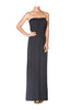 Strapless Maxi Dress With Smocked Waistline - BodiLove | 30% Off First Order  - 10