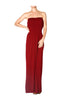 Strapless Maxi Dress With Smocked Waistline - BodiLove | 30% Off First Order  - 12