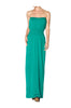 Strapless Maxi Dress With Smocked Waistline - BodiLove | 30% Off First Order  - 15