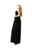Trendy Solid Color Strapless Maxi Dress - BodiLove | 30% Off First Order  - 3