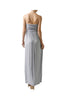 Trendy Solid Color Strapless Maxi Dress - BodiLove | 30% Off First Order  - 13