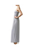 Trendy Solid Color Strapless Maxi Dress - BodiLove | 30% Off First Order  - 14