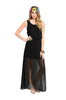 Sleeveless Chiffon Maxi Dress W/ Back Cutout - BodiLove | 30% Off First Order  - 3