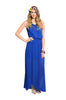 Sleeveless Chiffon Maxi Dress W/ Back Cutout - BodiLove | 30% Off First Order  - 9