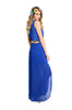 Sleeveless Chiffon Maxi Dress W/ Back Cutout - BodiLove | 30% Off First Order  - 10