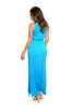 Sleeveless V-Neck Empire Waist Maxi Dress | 30% Off First Order | Jade