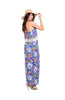 Strapless Maxi Dress W/ Crochet Trimmed Flounce - BodiLove | 30% Off First Order  - 2