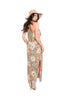 Strapless Maxi Dress W/ Crochet Trimmed Flounce - BodiLove | 30% Off First Order  - 4