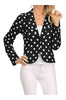 Long Sleeve Single Button Tailored Blazer - BodiLove | 30% Off First Order  - 28