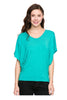 Dolman Sleeve Relaxed Fit Top - BodiLove | 30% Off First Order  - 1