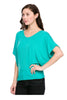 Dolman Sleeve Relaxed Fit Top - BodiLove | 30% Off First Order  - 2