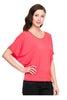 Dolman Sleeve Relaxed Fit Top - BodiLove | 30% Off First Order  - 5