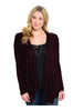 Lace Open Drape Plus Size Cardigan - BodiLove | 30% Off First Order  - 2